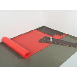 Isoheat 2 mm rood 10 m2